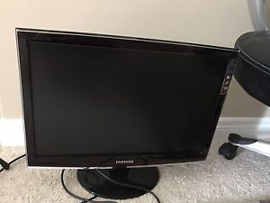 Barely used new Samsung Monitor