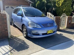 2003 Toyota Avensis Verso Ultima 4 Sp Automatic 4d Wagon