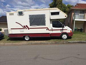 MOTOR HOME Booragul Lake Macquarie Area Preview