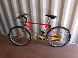 18 Speed Graecross Mountain Bike Tamworth Tamworth City Preview