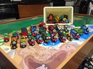 Thomas the Train and Imaginarium train table