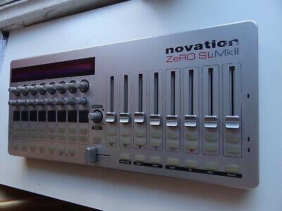 Novation ZeRO SL MkI