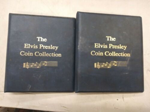 The Elvis Presley Coin Collection 35pc Set
