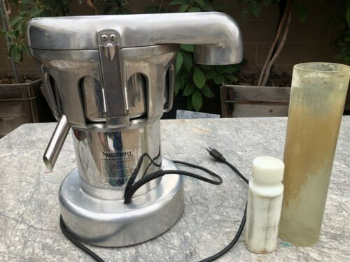 Nutrifaster Commercial Juicer N350 Juice Extractor Centrifugal