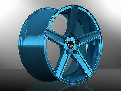 MHE Cavus Alufelgen 9x20 Zoll 5x112 ET40 Mercedes E Klasse 212 GLC ML 166 Tuning