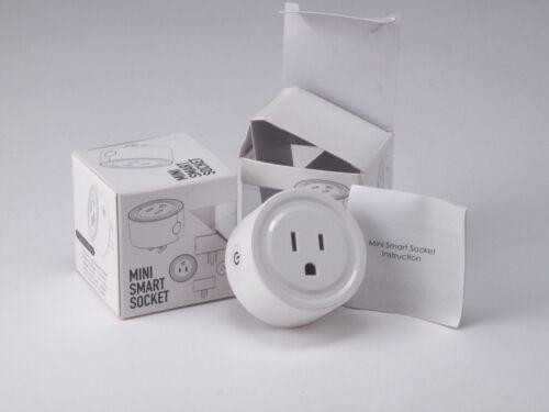 Mini Smart Socket Bundle of 2