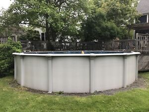 Above Ground Pool 21 ft