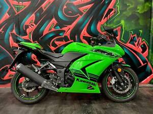 2010 NINJA 250 BRAND NEW BUT PLEASE NOTE: NOT FOR ROAD USE. Coburg Moreland Area Preview
