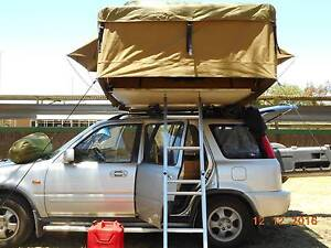 2000 Honda CR-V 4x4 Backpackers with Roof Top Tent Sydney City Inner Sydney Preview