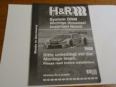 H&R System DRM ATV Yamaha des Quad YFM700R Raptor 700R  gebraucht kaufen  Heidenrod