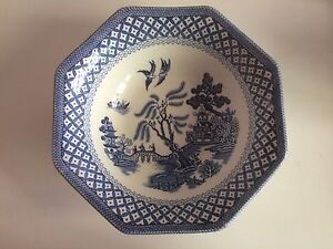 Royal Staffordshire Willow Ironstone Swanbourne Nedlands Area Preview