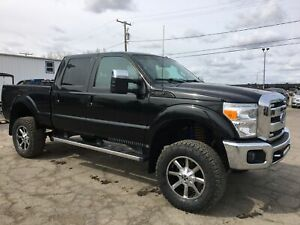 2015 Ford F-350 Lariat COOLED SEATS | LIFT KIT | REMOTE START