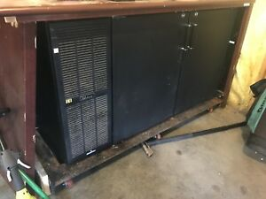 Double bar fridge 475 OBO