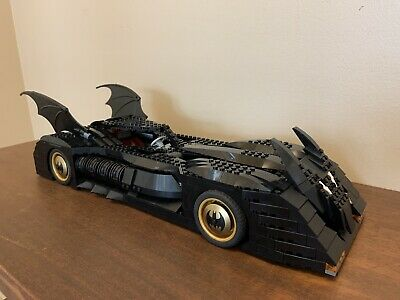 2006 LEGO 7784 The Batmobile: Ultimate Collectors Edition - 100% Complete