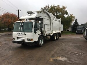 2007 CONDOR FRONT END PACKER