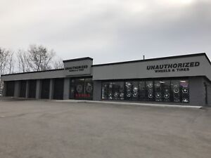 Unauthorized Wheel and Tire winter blow out sale