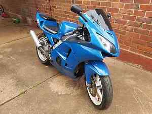 1991 cbr250rr tiger fairing kit Temora Temora Area Preview