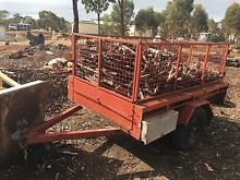 Licensed trailer full of fire wood Hoddys Well Toodyay Area Preview