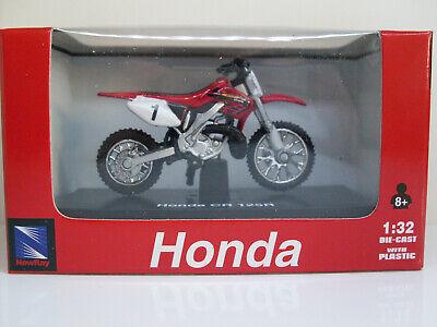 Honda Cr 125R Newray Dirt Bikes Motorcycle Model 1:3 2 1