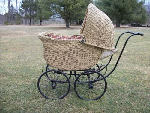 Vintage Baby Stroller - Great Condition