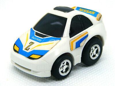 TAKARA TOMY Choro-Q Nissan FAIRLADY Z32 No.071 White Pullback Miniature Car for sale  Shipping to United States