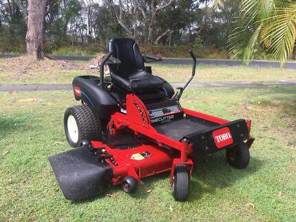 Toro Zero Turn Mowers Lawn Mowers Gumtree Australia