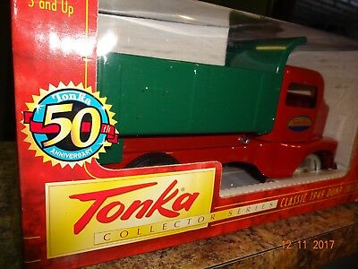 COLLECTOR SERIES LIMITED TONKA 1949 DUMP TRUCK - $34.95