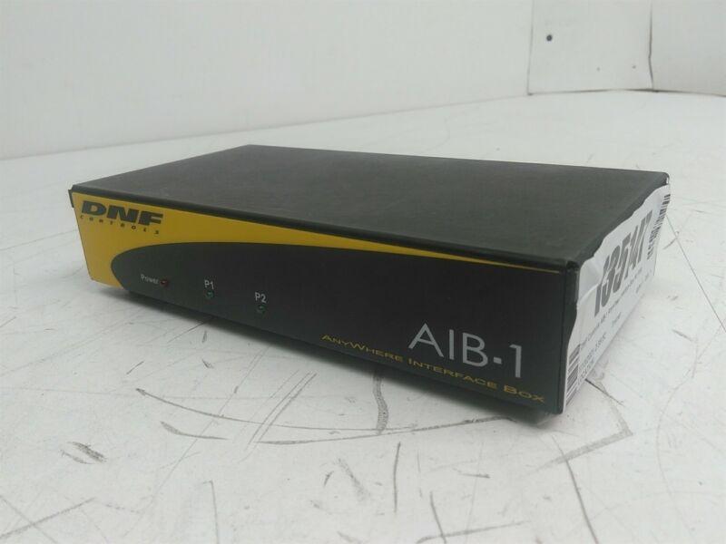 DNF Controls AIB-1 Anywhere Interface Box No PSU