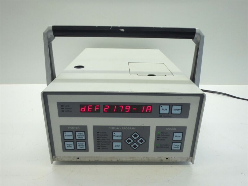 Met One A2408-1-115-1 Laser Particle Counter