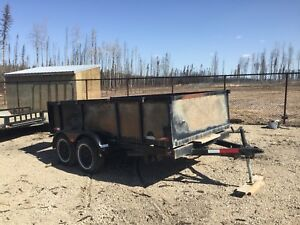 Project dump trailer