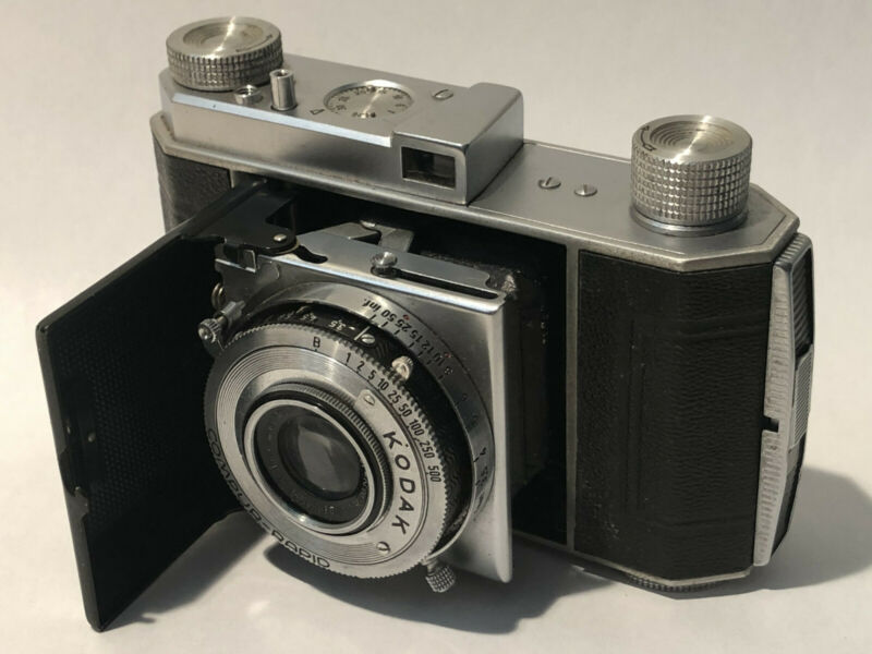 Kodak Retina I Type 010 35mm Film Camera - Working Condition