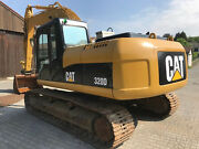 CAT 320 DL      - INV 318 319 323 322 324