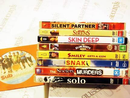 Australian DVD's, Movies, OZ films, Feature films, Aussie movies Swansea Glamorgan Area Preview