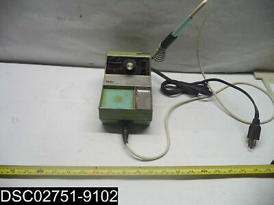 Used Weller Ec4000 Electronic Control Soldering Station