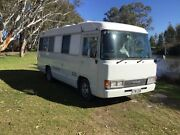 Toyota coaster camper Mannum Mid Murray Preview