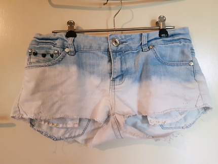 Refuge size 10 denim shorts