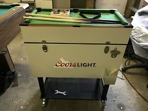 Coors light cooler for sale.