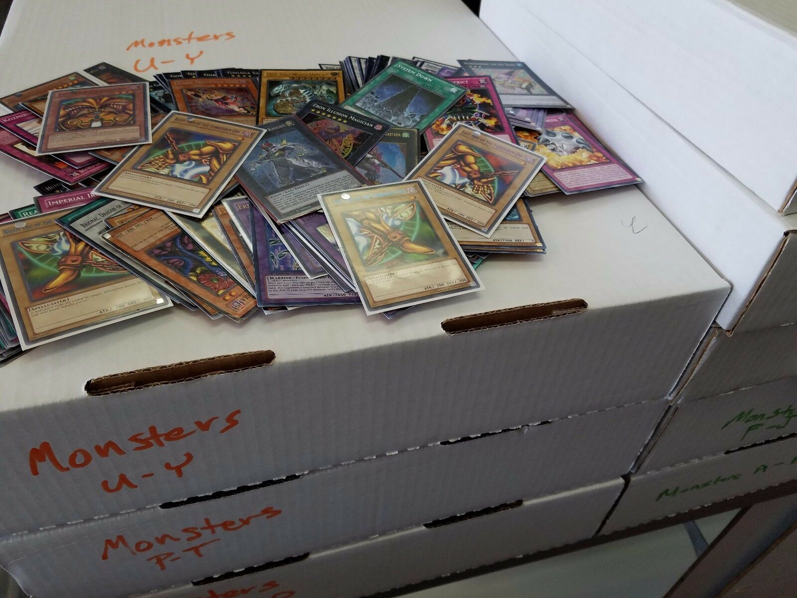 Yu-Gi-Oh 100 Mixed Cards Lot With Rares /& Holofoil Mint Collection Yugioh Card