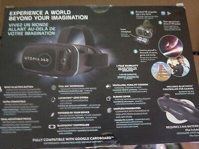 ReTrak Utopia 360 3D VR Headset Model #: EUVR