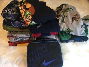 Boys size 5/6 17 piece clothing lot