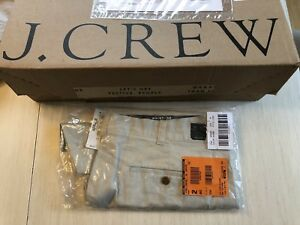 J. Crew shorts brand new with tags 38 waist