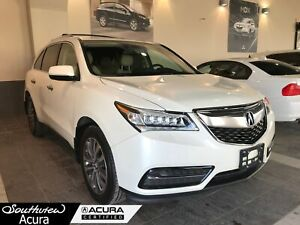 2015 Acura MDX Tech Package, Entertainment Package, Navigation S