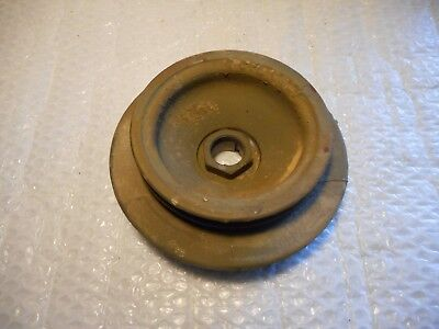 Detroit Diesel Accessory Pulley Camshaft Balance Weight 5121095 453 2 Groove