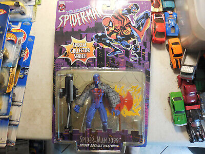 Marvel Spider-Man 2099 Action Figure ToyBiz 1995 SPECIAL COLLECTOR SERIES RARE