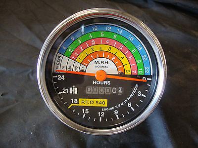 560 660 International 560 660 Tractormeter