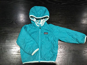 Patagonia Toddler Puff Ball Jacket 2T