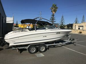 21ft Sea Ray Bowrider 5.7L V8