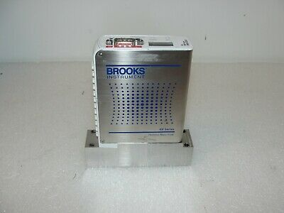 Brooks Instrument Gf120cxxc Xe 200sccm Gf Series Mass Flow Controller