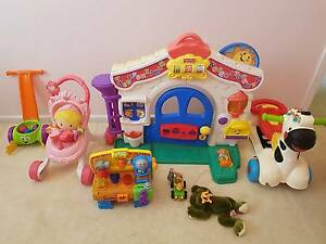 Fisher Price & Vtech toy bundle Northgate Port Adelaide Area Preview