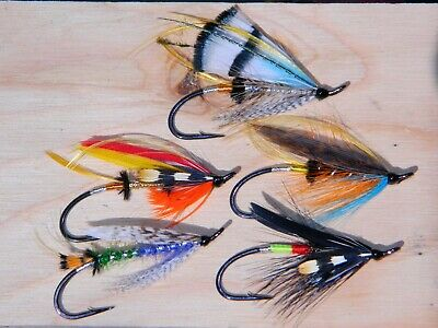 Code 244 Salt Water Flies: Clouser Minnows x 4 Size 1//0 All tied in the UK